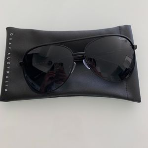 Quay Australia Aviator Sunglasses (NEW)